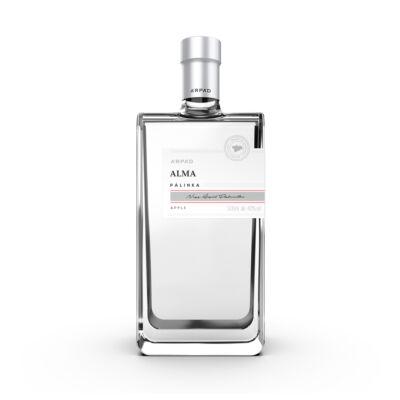 Árpád Silver Alma Pálinka  0.5L (40%)