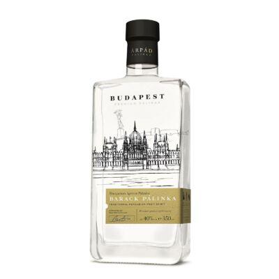 Árpád Budapest Prémium Barack Pálinka 350 ml | 40%