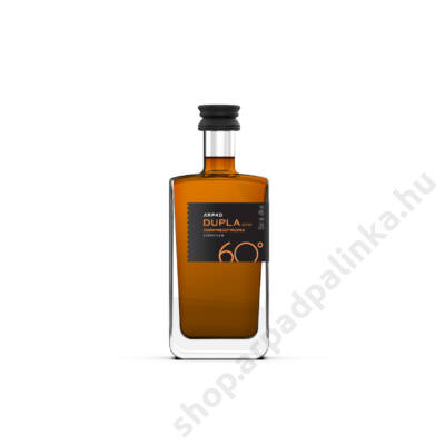 Dupla Mini Ágyas 60 Cigánymeggy pálinka  0.05L (60%)