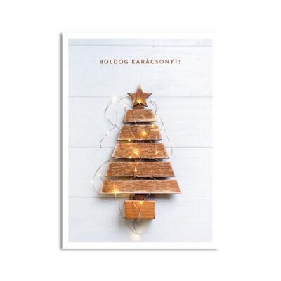 Képeslap - Boldog karácsonyt