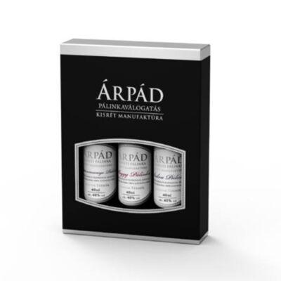 Árpád Mini Pálinkaválogatás 3*40 ml | 40%