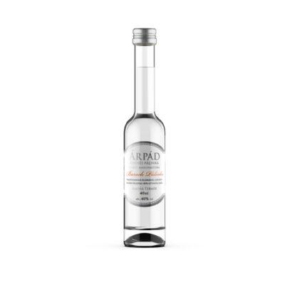 Árpád Mini Kisüsti Barack Pálinka 40 ml | 40%