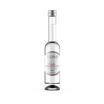 Árpád Mini Csabai Házi Szilva Pálinka 40 ml   50%
